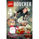 Voucher - 4 lekcje gry na perkusji