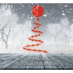 Płyta świąteczna nagrana przez uczniów i nauczycieli School Of Music i Drum School